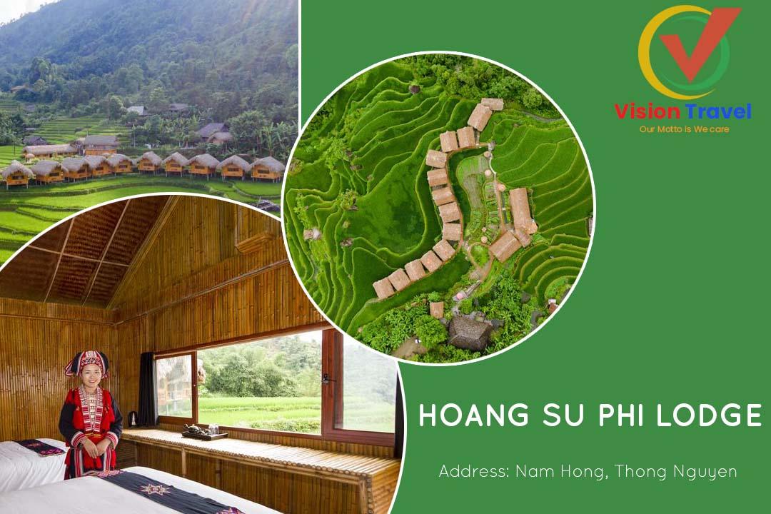 Hoang Su Phi Lodge - Hoang Su Phi homestay