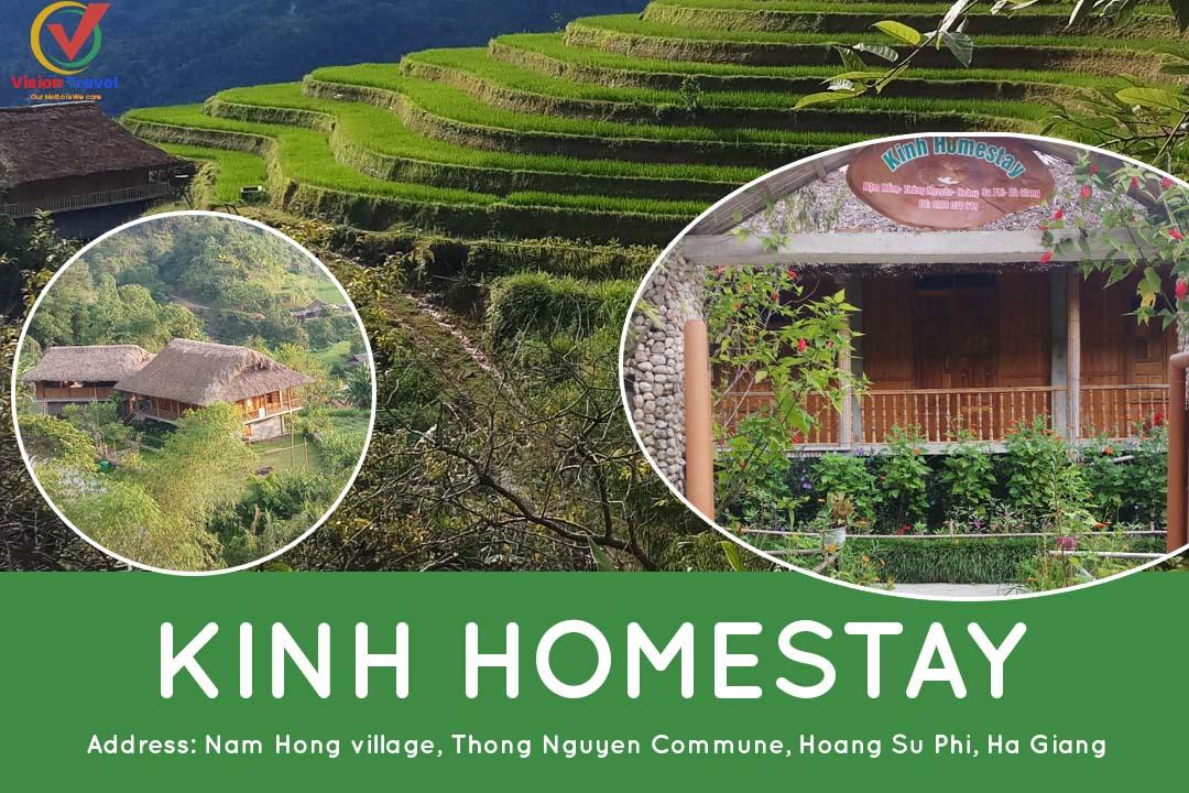 Kinh Homestay - Hoang Su Phi homestay