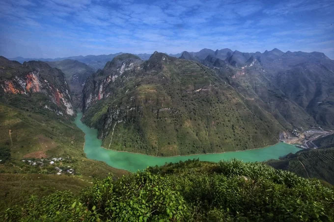 Nho Que river from Ha Giang Loop tour