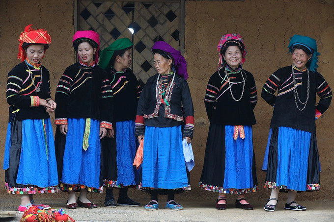 Ethnic people's annual ritual is a feast for the gods