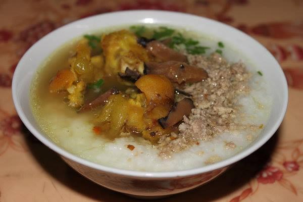Au Tau Porridge