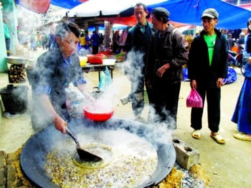 Thang Co - Local Food tour in Ha Giang