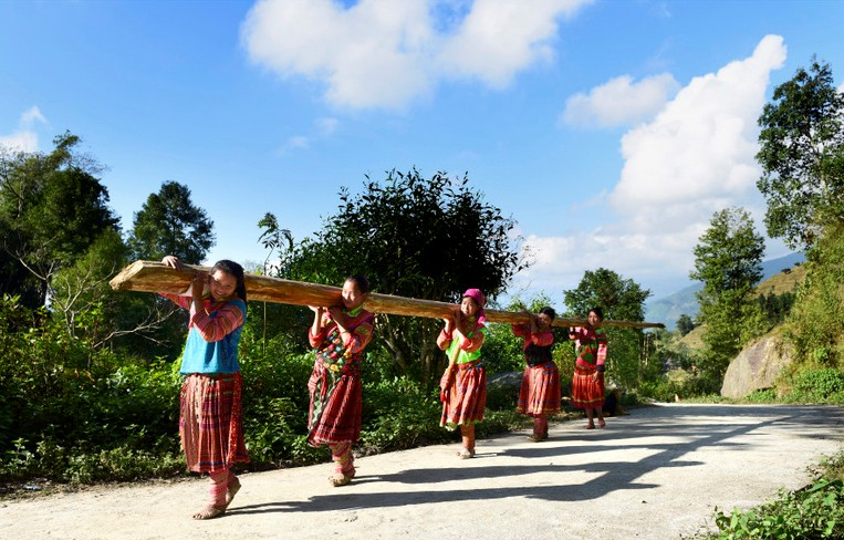 Hoang Su Phi trekking tour