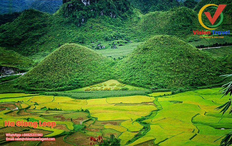1 Day Glimpse of Ha Giang by Vehicle (Sightseeing)