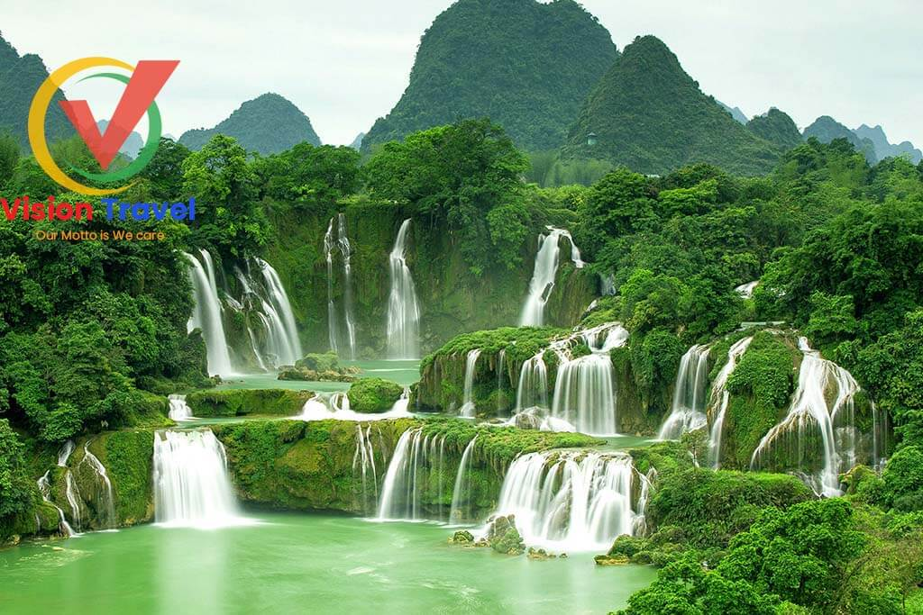 7-day by vehicle Ha Giang – Cao Bang, Northern Vietnam Adventure (Home stay, Trekking, Market)