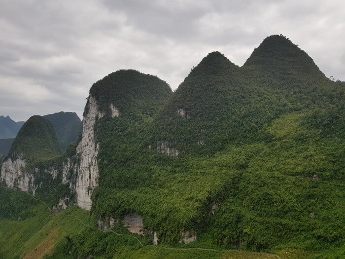 6-day by vehicle Captivating Ha Giang tour (Home stay, Trekking, Market)