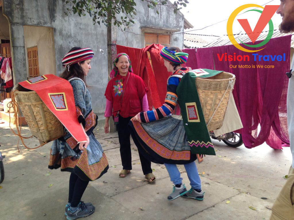 Du Gia village - Hanoi5-day Inspiring Ha Giang – Rhythm of the North (Trekking & Market)